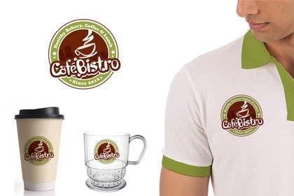 #137 for Logo Design for coffee shop by jtmarechal