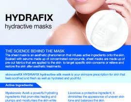 Dylanteoh tarafından Design an A5 Beauty product flyer için no 120