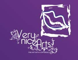 #324 para Logo & Namecard Design for Very Nice Arts por ikandigraphics