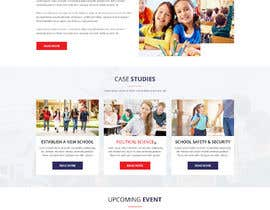 #6 for Design a Website Mock-up School Wbsite.. by yasirmehmood490