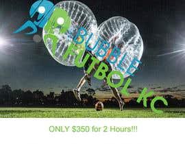 #5 cho Design a Flyer for Bubble Futbol KC bởi stilmandavis
