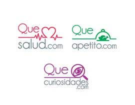 #23 for Diseñar 3 logotipos para blogs temáticos by imagencreativajp