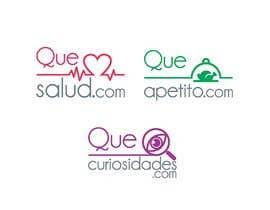#23 para Diseñar 3 logotipos para blogs temáticos de imagencreativajp