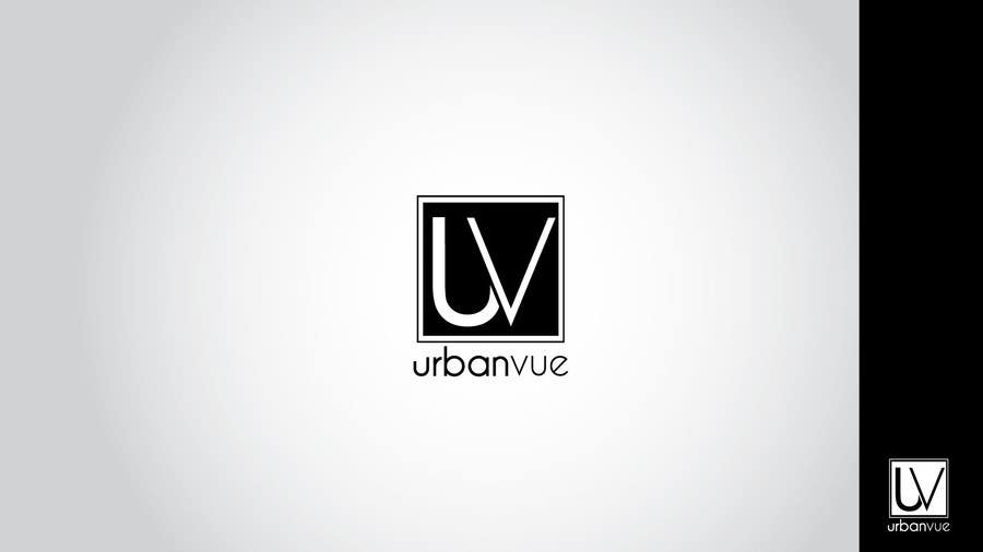 Kilpailutyö #                                        365                                      kilpailussa                                         Logo Design for Urbanvue