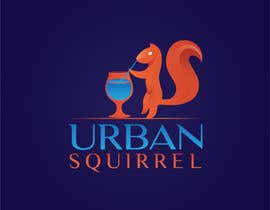 #273 for Urban Squirrel Logo Design af zanlee