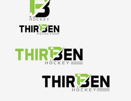 #84 untuk Logo Design for Thirteen Hockey oleh graphicsavvy