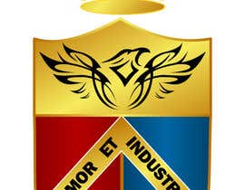 Nro 14 kilpailuun Design a Logo for Malaguti's Crest käyttäjältä coolneo85
