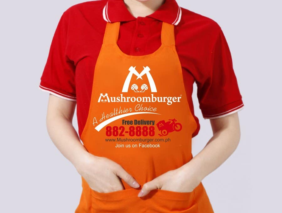 Penyertaan Peraduan #27 untuk T-shirt Design for Mushroomburger Phils., Inc.