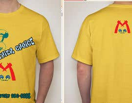 #10 for T-shirt Design for Mushroomburger Phils., Inc. by Allrounder2020