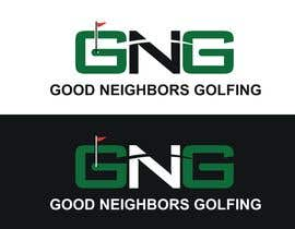 #120 for Create a Logo for GNG - Good Neighbors Golfing af mhm29