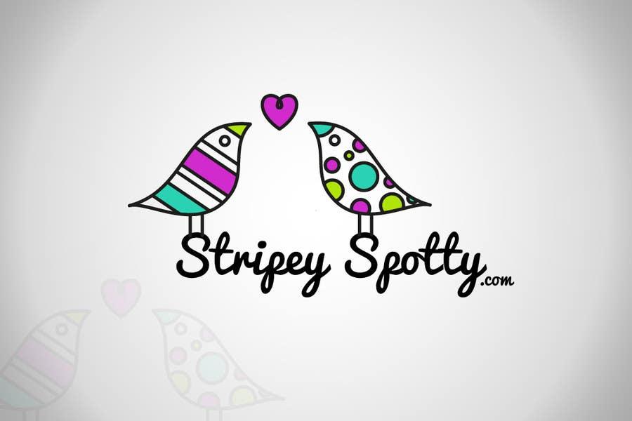 Konkurrenceindlæg #15 for Logo Design for StripeySpotty