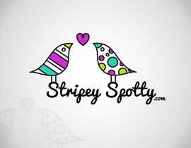 #15 untuk Logo Design for StripeySpotty oleh architechno23