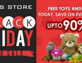 #110 for Banners for Black Friday by owlionz786