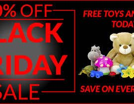 #113 for Banners for Black Friday by owlionz786