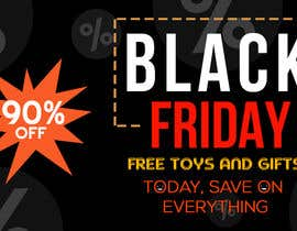 #79 for Banners for Black Friday by creativefolders