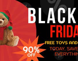 #80 for Banners for Black Friday by creativefolders