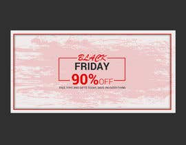 #83 for Banners for Black Friday by creativefolders