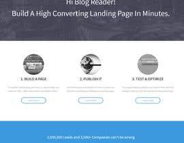 #4 for Landingpage for jobseekers af Maheshpatel107