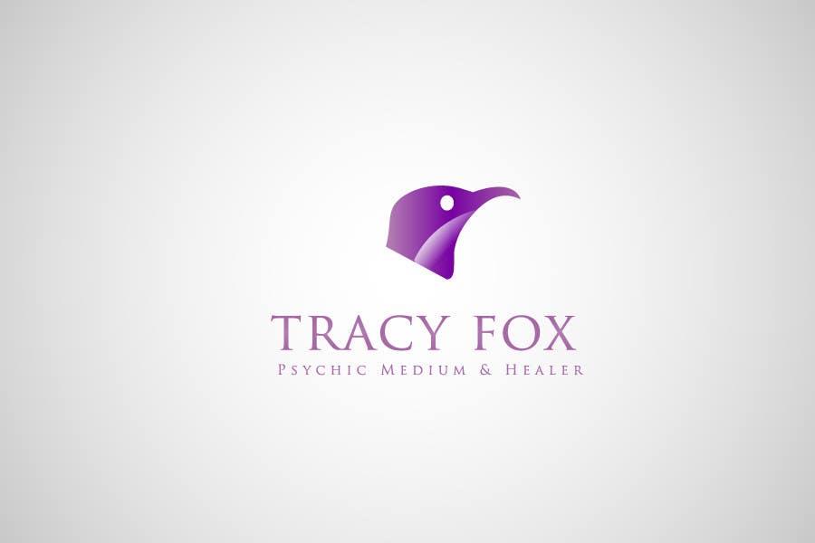 Конкурсная заявка №138 для Logo Design for Tracy Fox Psychic Medium & Healer