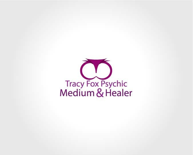 Конкурсная заявка №124 для Logo Design for Tracy Fox Psychic Medium & Healer