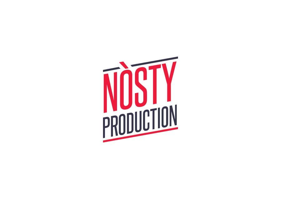 Bài tham dự cuộc thi #                                        236                                      cho                                         Logo Design for Nòsty, Nòsty Krew, Nòsty Deejays, Nòsty Events, Nòsty Production, Nòsty Store