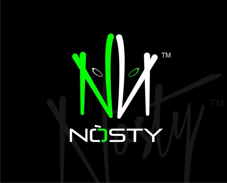 Penyertaan Peraduan #193 untuk Logo Design for Nòsty, Nòsty Krew, Nòsty Deejays, Nòsty Events, Nòsty Production, Nòsty Store