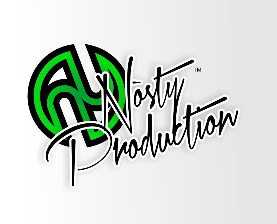 Bài tham dự cuộc thi #117 cho Logo Design for Nòsty, Nòsty Krew, Nòsty Deejays, Nòsty Events, Nòsty Production, Nòsty Store