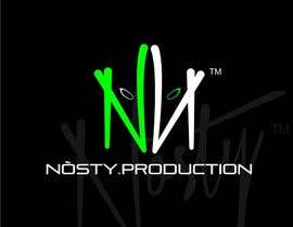 JoeMista tarafından Logo Design for Nòsty, Nòsty Krew, Nòsty Deejays, Nòsty Events, Nòsty Production, Nòsty Store için no 64