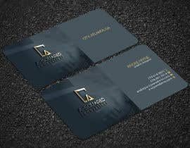 #72 for Design business card by sumibegumhdc121