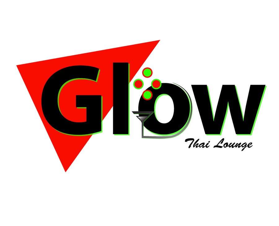 Bài tham dự cuộc thi #327 cho Logo Design for Glow Thai Lounge