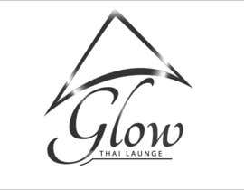 nº 188 pour Logo Design for Glow Thai Lounge par jAR13