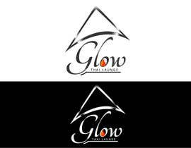 nº 332 pour Logo Design for Glow Thai Lounge par jAR13