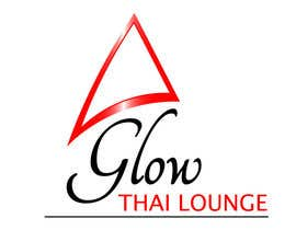 nº 85 pour Logo Design for Glow Thai Lounge par jAR13