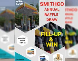 #29 for SMITHCO RAFFLE DRAW FLYER by cafy