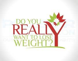 #196 pentru Logo Design for Do You Really Want To Lose Weight? de către Polestarsolution