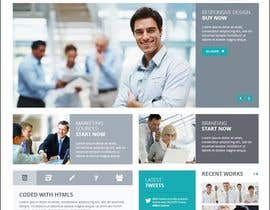 #6 for Corporate Website layout by souravhalder016