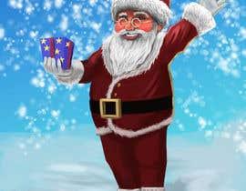 #7 para Santa in overboots for facebook ad. por theMixx