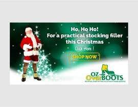 #5 para Santa in overboots for facebook ad. por ridwantjandra
