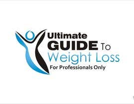 nº 355 pour Logo Design for Ultimate Guide To Weight Loss: For Professionals Only par innovys