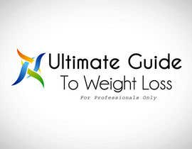 nº 345 pour Logo Design for Ultimate Guide To Weight Loss: For Professionals Only par logomaster055