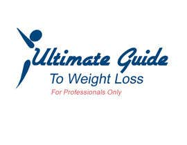 nº 372 pour Logo Design for Ultimate Guide To Weight Loss: For Professionals Only par usconsultoria