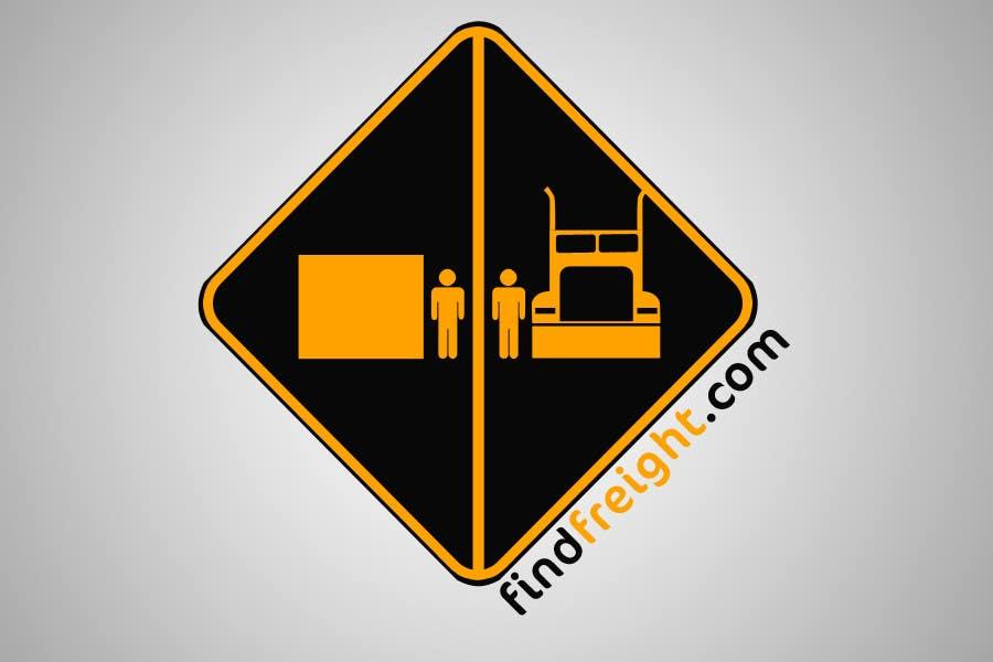 Inscrição nº                                         59                                      do Concurso para                                         Logo Design for FindFreight.com