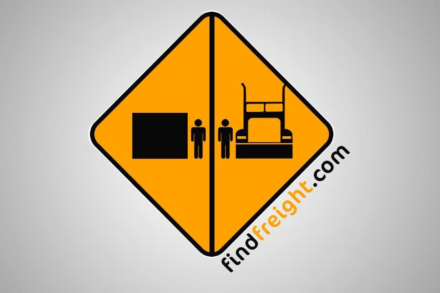 Participación en el concurso Nro.60 para Logo Design for FindFreight.com