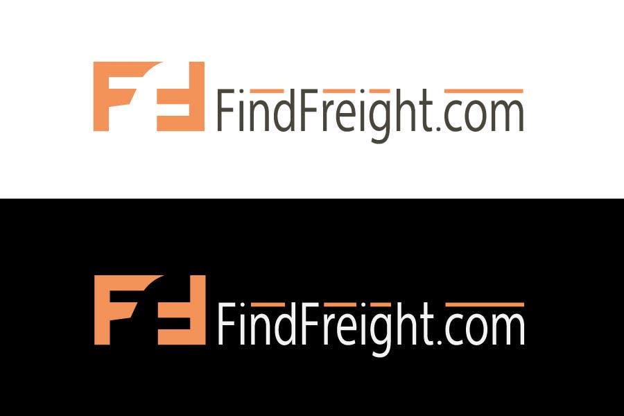 Inscrição nº                                         99                                      do Concurso para                                         Logo Design for FindFreight.com