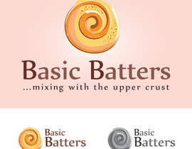 #12 para Logo Design for Basic Batters por maximarya