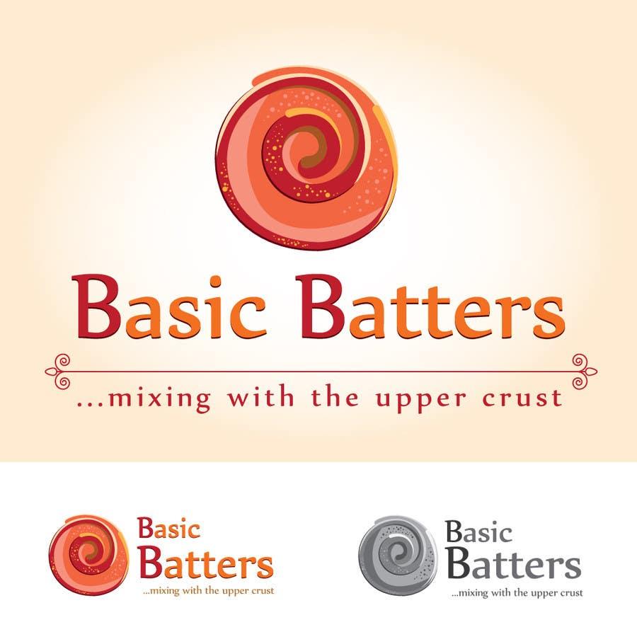 Proposition n°                                        37                                      du concours                                         Logo Design for Basic Batters