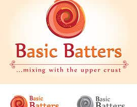 #37 para Logo Design for Basic Batters por maximarya