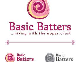 #34 para Logo Design for Basic Batters por maximarya