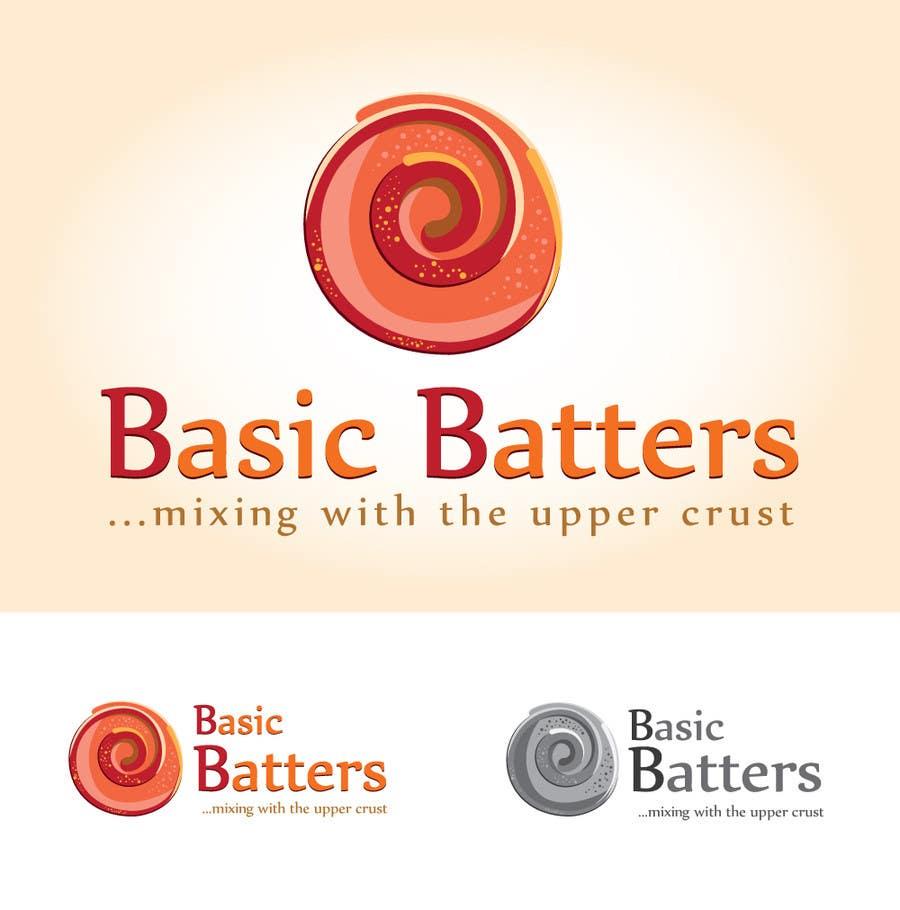 Proposition n°                                        29                                      du concours                                         Logo Design for Basic Batters