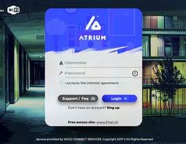 #18 cho Captive portal Wi-Fi desing bởi LuisEGarcia